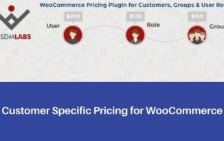 Customer-Specific-Pricing-for-WooCommerce-WisdmLab