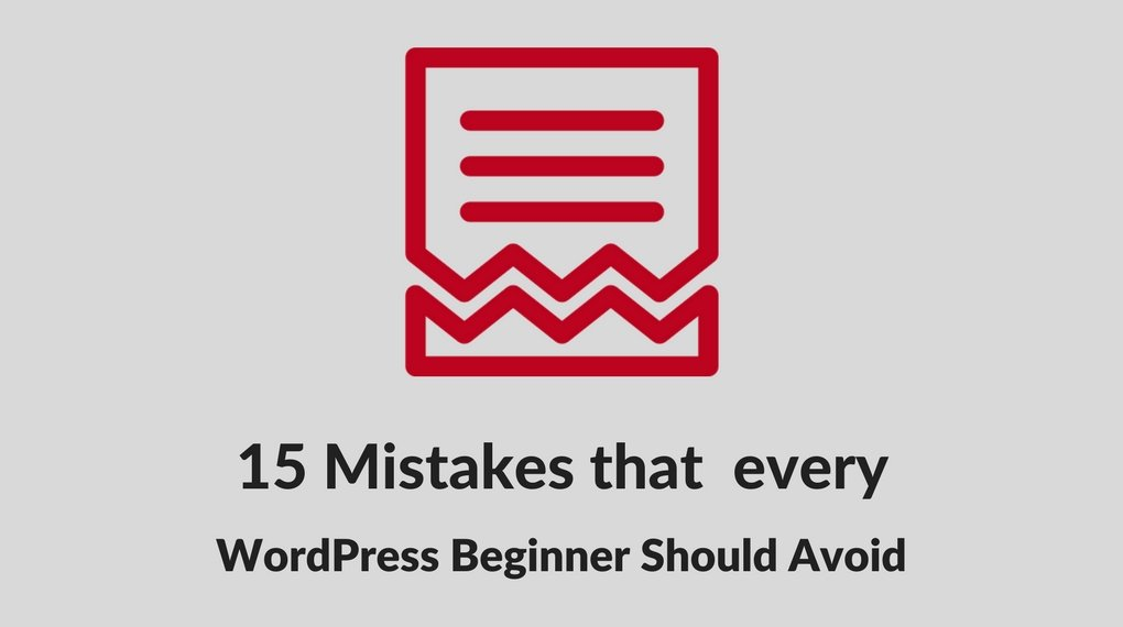 Common-WordPress-mistakes-to-Avoid
