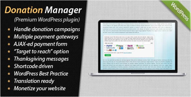 Donation-Manager-for-WordPress