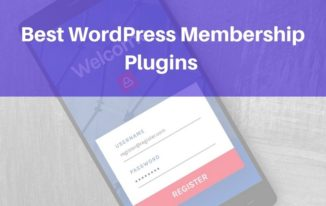 7 Best WordPress Membership Plugins 2018
