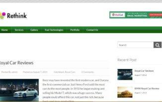 ReThink-WordPress-Theme