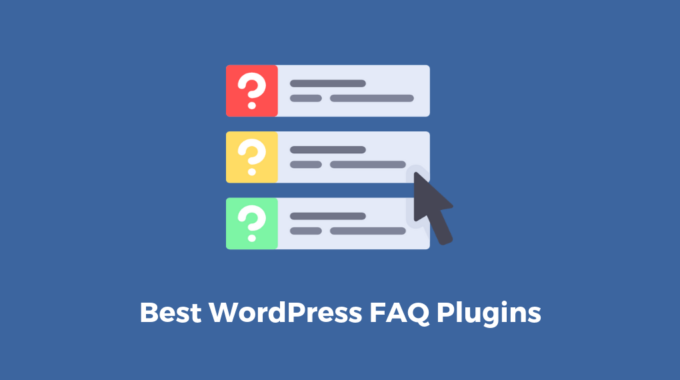 6 Best WordPress FAQ Plugins for 2019.