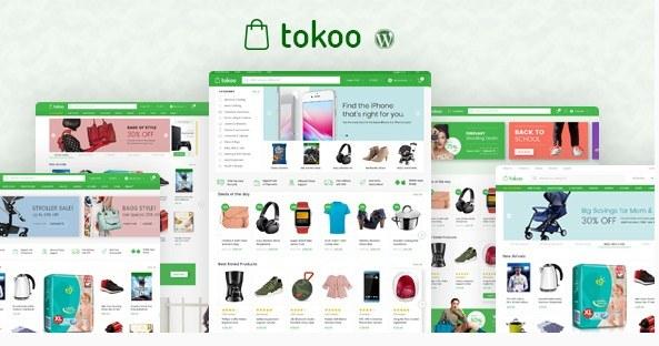 Tokoo Amazon Affiliate WordPress Theme