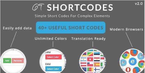 GT-Shortcodes-Plugin