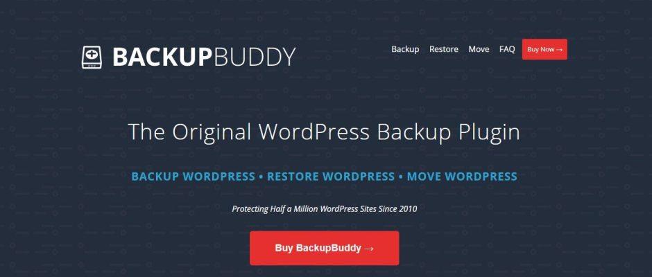 BackupBuddy Backup Plugin