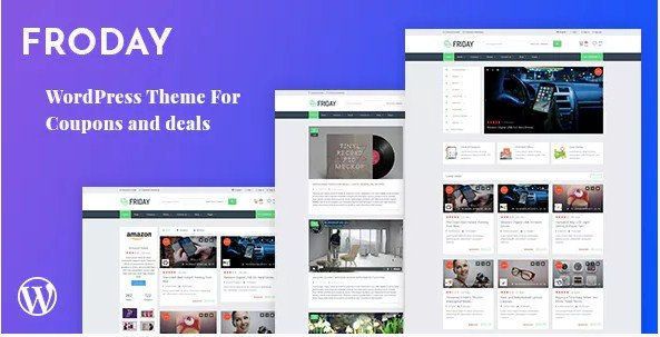 Froday Coupon Theme