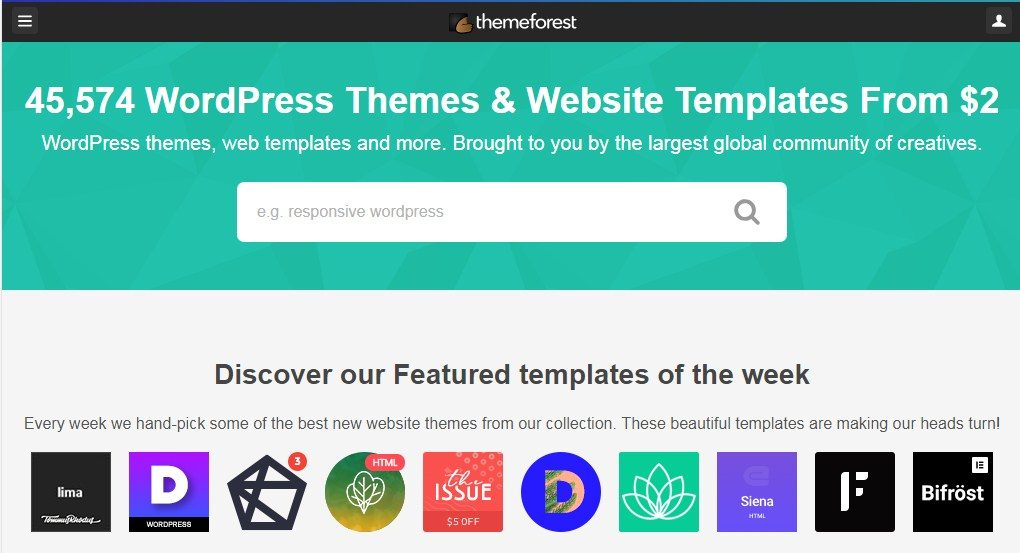 Themeforest WordPress Plugins