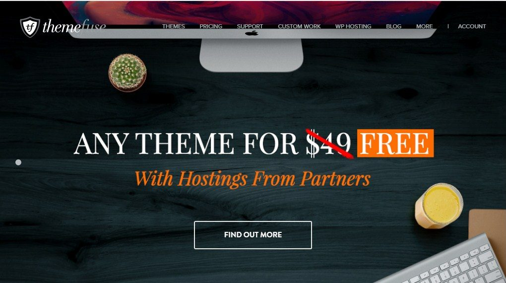 Themefuse WordPress Theme
