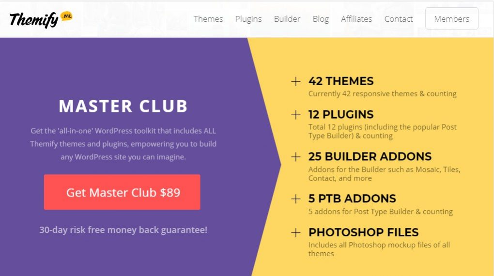 Themify WordPress Themes Plugins