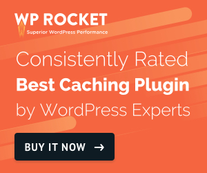 WPRocket Caching Plugin