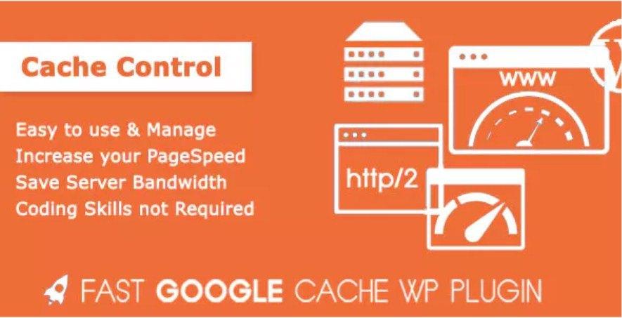 Fast Google Cache Plugin