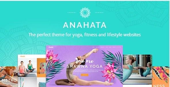 Anahata WordPress Theme