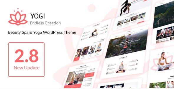 Yogi WordPress Theme