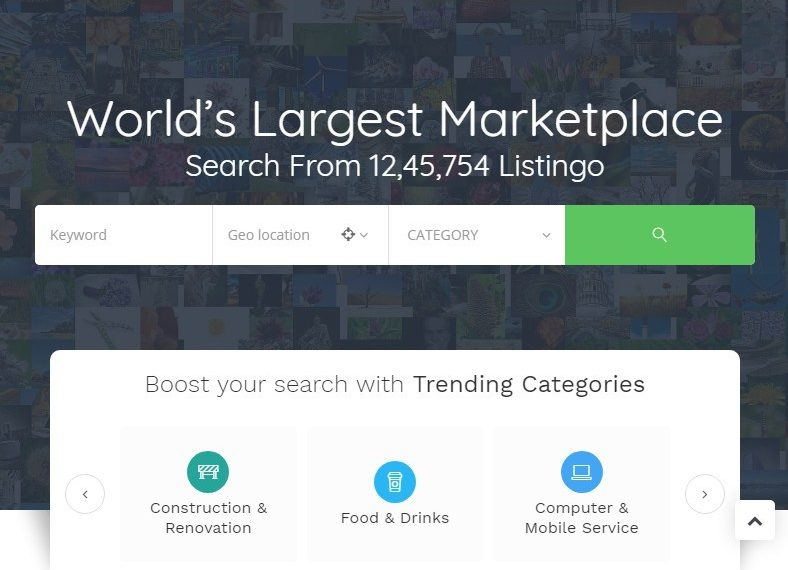 ListingGo WordPress Theme