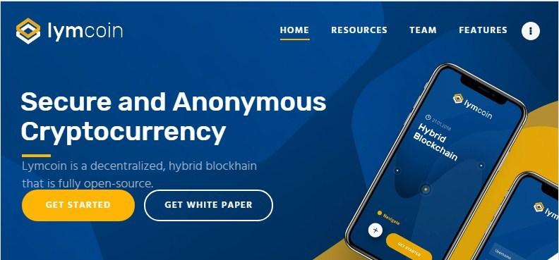 Lymcoin ICO WordPress Theme
