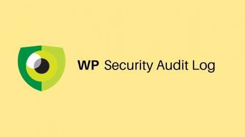 WP Security Audit Log: 20% OFF