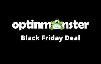OptinMonster Black Friday Deal 2019: 35% OFF