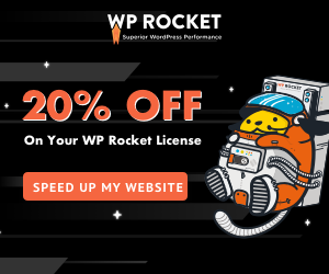 WP Rocket Caching Plugin
