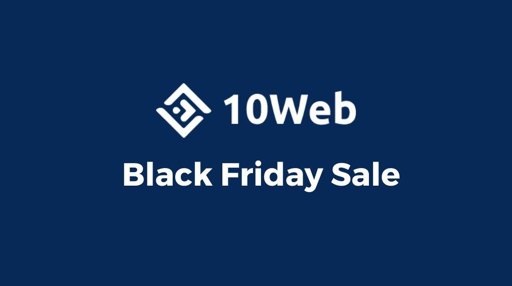 10web Black Friday